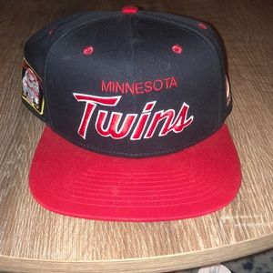 Minnesota Twins ✅ Cooperstown Collection Snapback